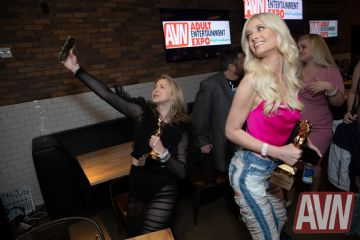 2020拉斯维加斯成人展AVN Show:名人堂酒会
