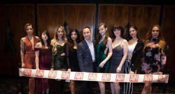 2020拉斯维加斯成人展AVN Show:成人影星1