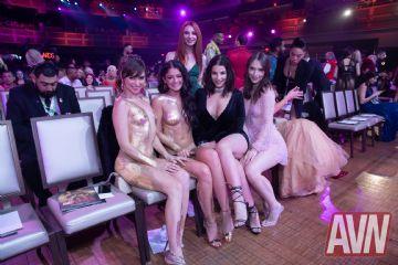 2020拉斯维加斯成人展AVN Show:颁奖典礼2
