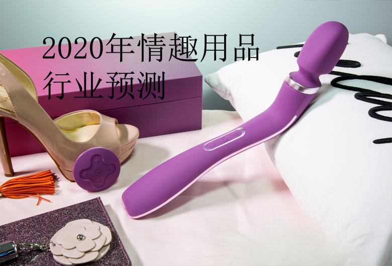神眸数据:2020年,情趣用品仍是全局性蓝海市场