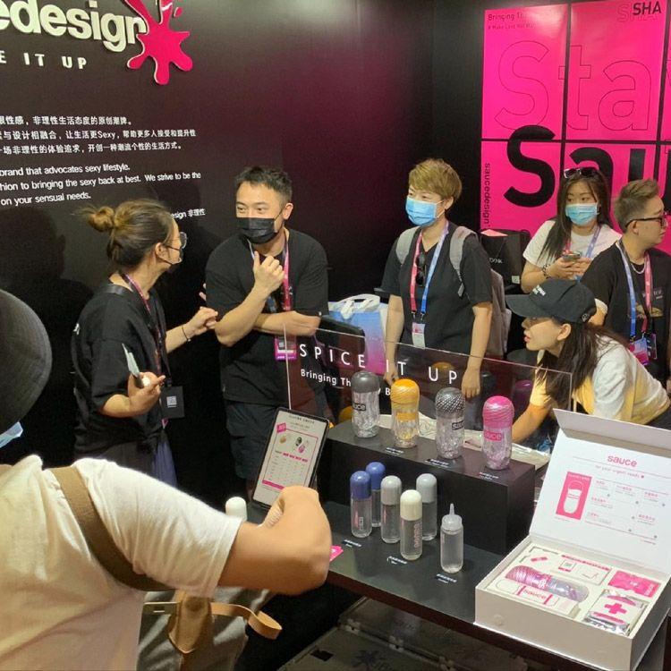 SauceDesign非理性-时尚潮牌获得采购商青睐