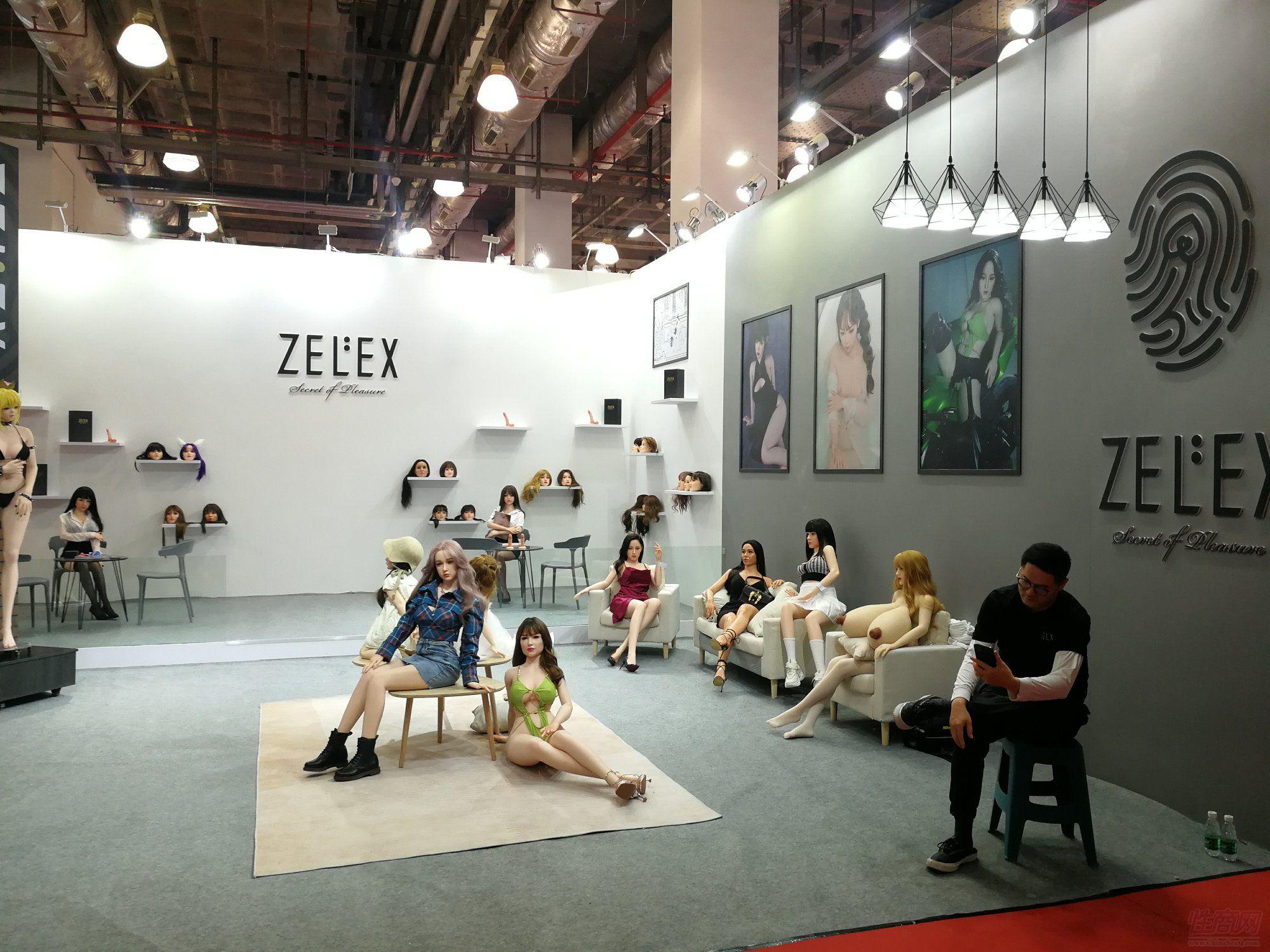 2021上海ADC成人展:产品展示