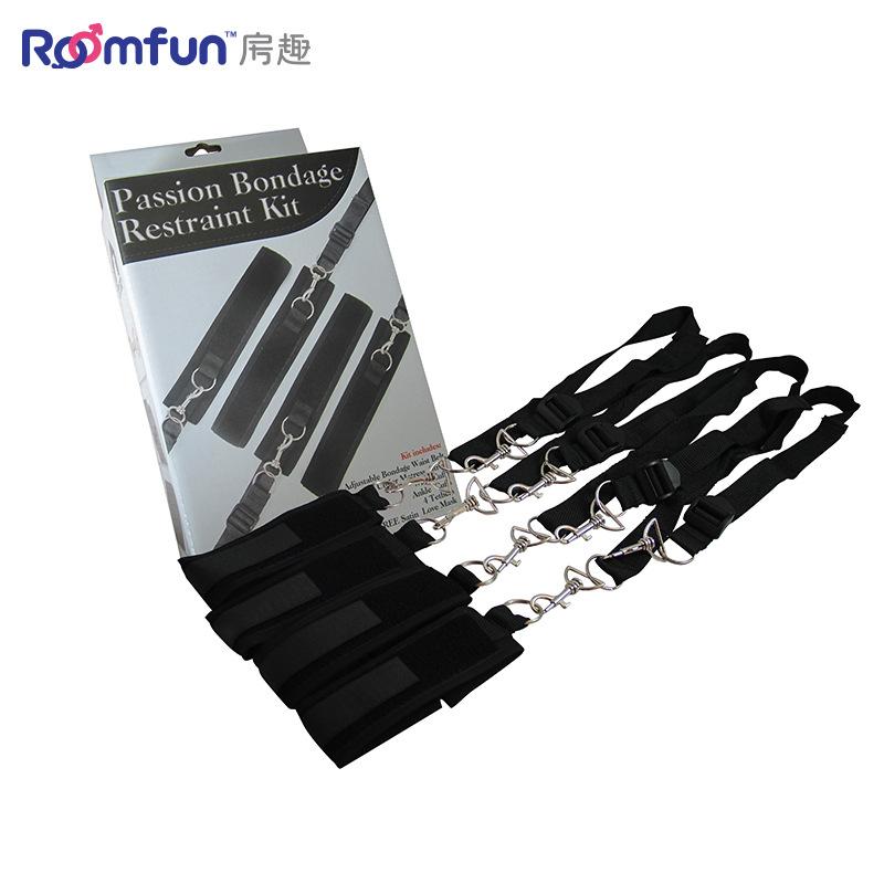 房趣Roomfun美国情趣性用品束缚套装代理批发PB-001