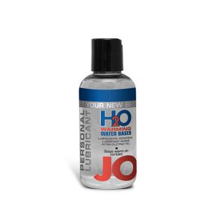 美国JO H2O水溶性热感润滑液 润滑油润滑剂 135ml 40079