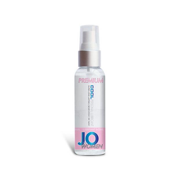 美国JO 高级防水女用冰感润滑液润滑油润滑剂 60ml 40351 8