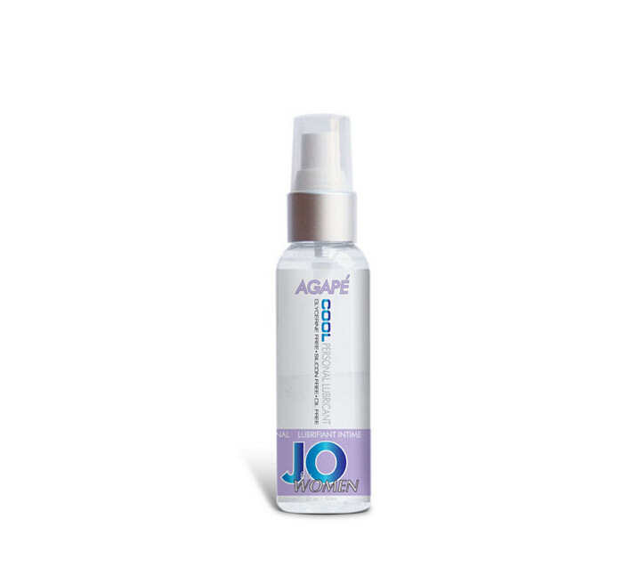 美国JO Agape抗过敏冰感润滑液润滑油润滑剂 60ml 40355 6