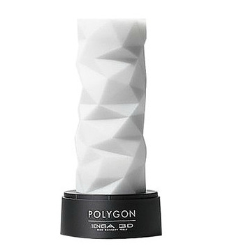 新款 日本TENGA 3D POLYGON 立体自慰杯(菱形) 男用自慰器飞机杯1