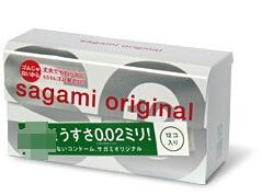 相模002 安全套 12片装 避孕套 计生用品 情趣套套 成人性用品