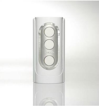 日本TENGA FLIP HOLE挺趣杯THF-001白色超柔软异次元男用飞机杯