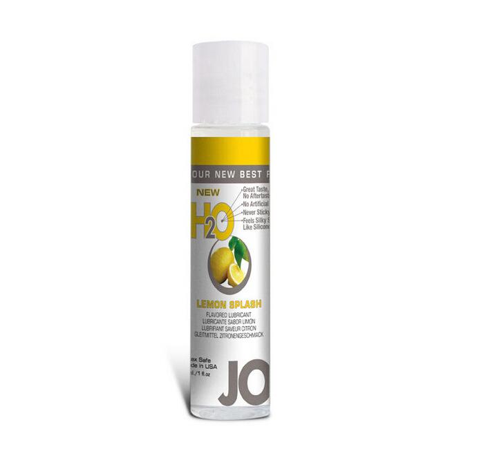 美国JO水溶性果味专用**液 润滑油液剂(柠檬味)30ml 30120 3