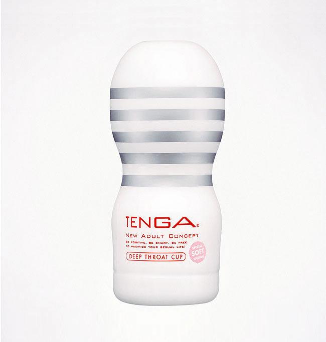 日本TENGATOC-101S白色**超柔型喉趣杯男用自慰杯飞机杯1
