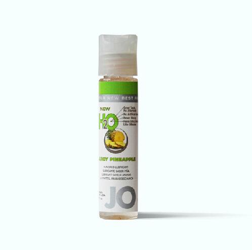 美国JO 润滑油果味水溶性**液 菠萝味30ML情趣用品 10122 3