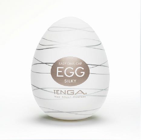 日本TENGA 挺趣蛋-细纹型 EGG-006男用软胶自慰器批发1