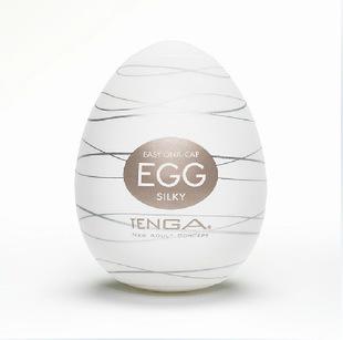 日本TENGA 挺趣蛋-细纹型 EGG-006男用软胶自慰器批发
