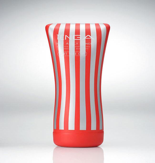 日本TENGATOC-102红色**杯标准型自慰杯男用自慰飞机杯成人用品