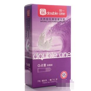 双一 G点套 浪漫型 安全套 避孕套 成人情趣性用品 计生用品套套