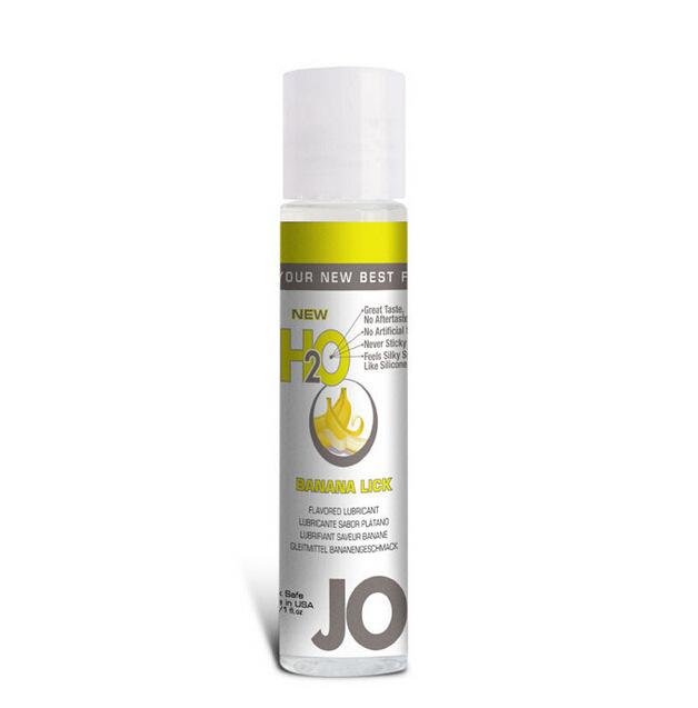 美国JO水溶性果味专用润滑油液剂(香蕉味)30ml 30123 4批发