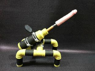神器牌欧美健慰炮机日本性爱机器配件H3款自动伸缩自慰器