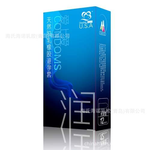 品牌安全套生产厂家 爱上爱牌 情趣外用避孕套 12只装 淘宝代销