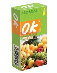 OK清香果味型10只装(1)安全套